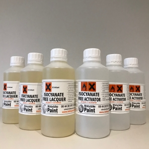 2K Clearcoat 1000ml pack (2 pints)