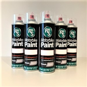 400ml aero Heat Resistant Black Paint