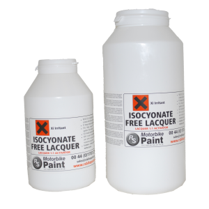 Clearcoat 1000ml pack (2 pints)