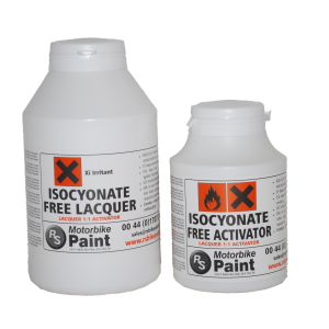 Clearcoat 500ml (1 pint) pack